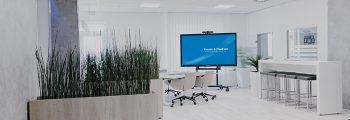 Erweiterung um 350qm Büro und Konferenzflächen mit Open Space Area für agiles Arbeiten