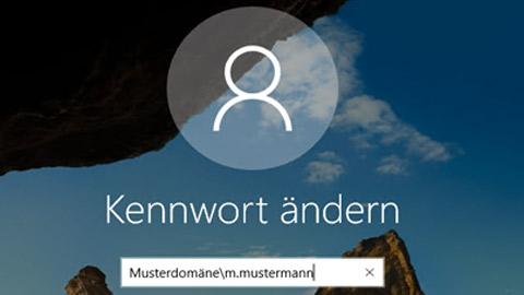 Kennwort ändern Windows 10 Teaser