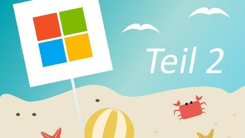 Microsoft 365 im Urlaub